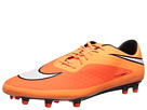 Nike Hypervenom Phatal FG (Hyper Crimson/Atomic Orange/Atomic Orange/White)