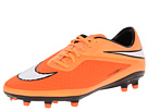 Nike Hypervenom Phelon FG (Hyper Crimson/Atomic Orange/White)