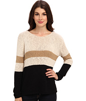 TWO by Vince Camuto - Crinkle Yarn Sweater