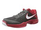 Nike Air Cage Court (Medium Ash/Gym Red/Black/White)