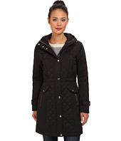 Cole Haan - Essential Quilt Hooded Parka