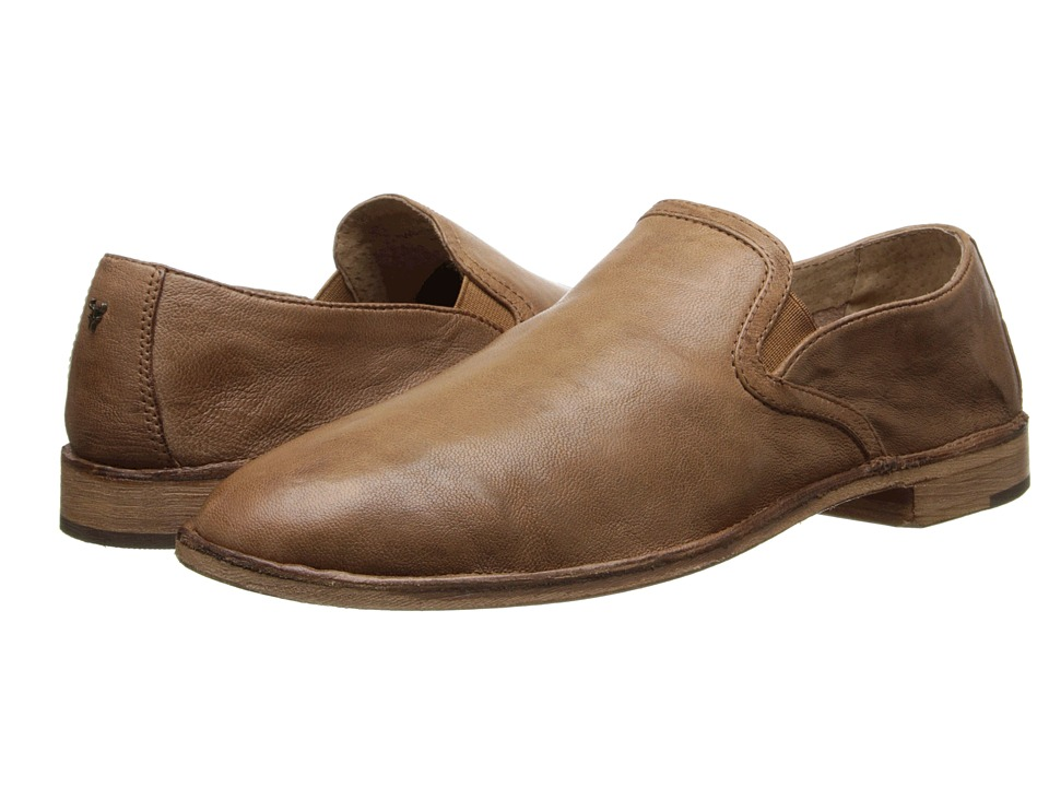 Trask Ali (Camel Italian Washed Sheepskin) Women's Shoes