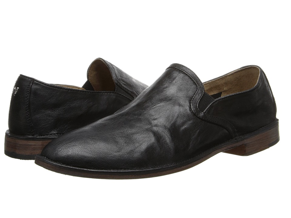 Trask Ali (Black Italian Washed Sheepskin) Women's Shoes