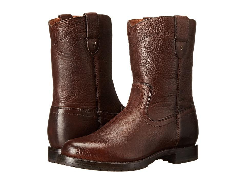Trask Austin Bourbon American Bison Mens Shoes