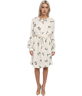 See by Chloe - L/S Shirt Dress w/ Waist Tie