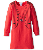 Little Marc Jacobs - Tromp L'Oeil Fleece L/S Dress (Little Kids/Big Kids)
