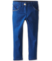 Little Marc Jacobs - Slim Fit Stretch Denim Pants (Toddler/Little Kids)