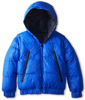 Little Marc Jacobs - Reversible Puffer Jacket Removable Sleeves (Little Kids/Big Kids)