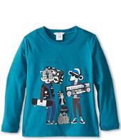 Little Marc Jacobs - Character Printed L/S Tee Shirt (Little Kids/Big Kids)