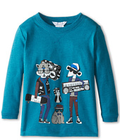 Little Marc Jacobs - Character Printed L/S Tee Shirt (Toddler/Little Kids)