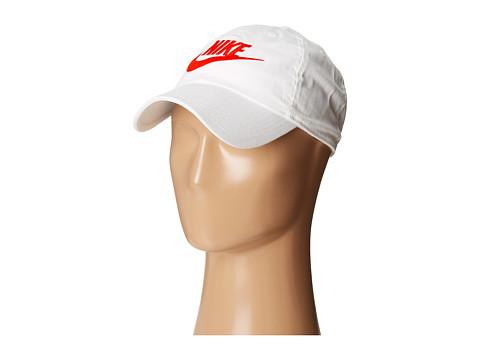 Nike Washed Heritage 86 - White/White/University Red