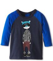 Little Marc Jacobs - Character Print 2 Tone Raglan (Infant)