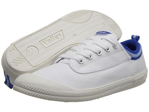 Volley Australia International - White/Blue