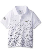 Lacoste Kids - S/S Super Dry Polo (Toddler/Little Kids/Big Kids)