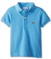Lacoste Kids - Short Sleeve Classic Pique Polo Shirt (Toddler/Little Kids/Big Kids)