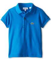 Lacoste Kids - Short Sleeve Classic Pique Polo Shirt (Toddler/Little Kids/Big Kids)