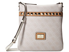 GUESS Logo Remix Petite Crossbody Flap