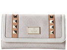 GUESS Logo Remix Slim Clutch