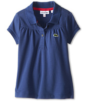 Lacoste Kids - S/S Classic Pique Polo (Toddler/Little Kids/Big Kids)