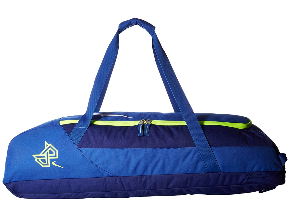 Nike MVP Edge Bat Bag (Game Royal/Deep Royal Blue/White) Duffel Bags