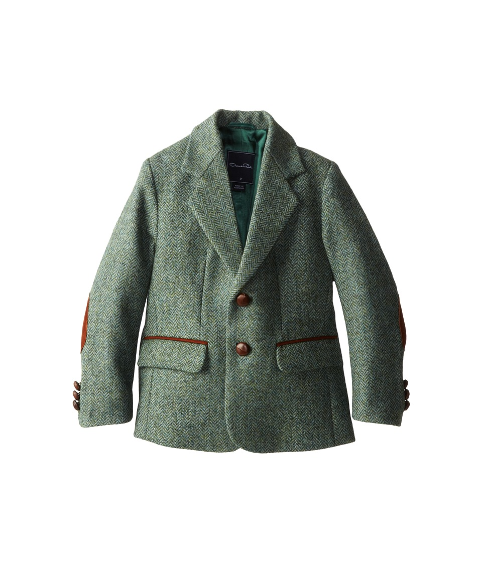 Oscar de la Renta Childrenswear - Tweed Blazer