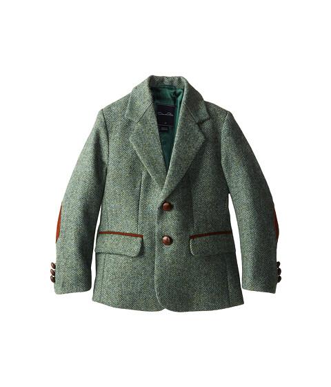 Oscar de la Renta Childrenswear Tweed Blazer (Toddler/Little Kids/Big Kids)
