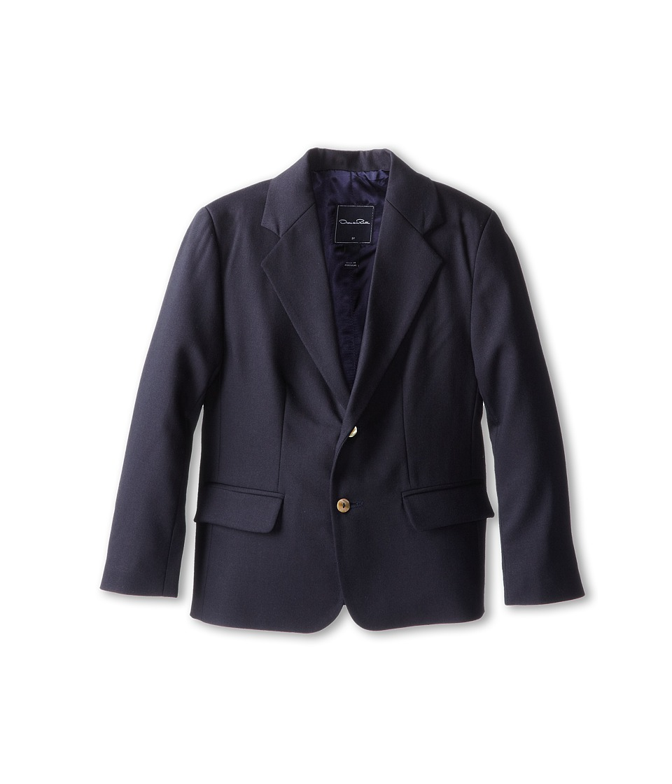 Oscar de la Renta Childrenswear - Wool Blazer (Toddler/Li...
