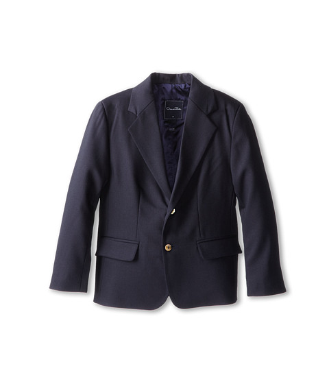 Oscar de la Renta Childrenswear Wool Blazer (Toddler/Little Kids/Big Kids)
