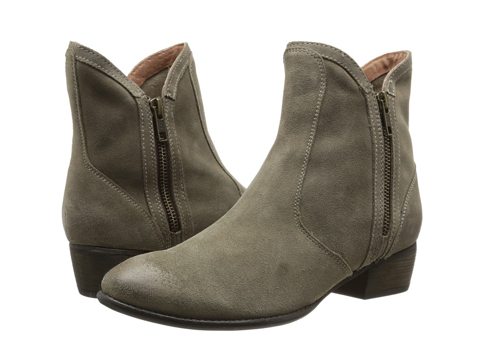 Seychelles - Lucky Penny (Taupe Suede) Women