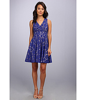 Eliza J - Lace Surplice Dress