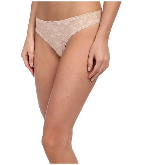 OnGossamer Gossamer Allover Lace Hip G Thong 022601