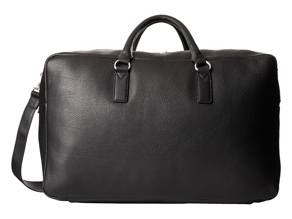 Marc by Marc Jacobs Classic Leather Weekender Black 1 Weekender/Overnight Luggage