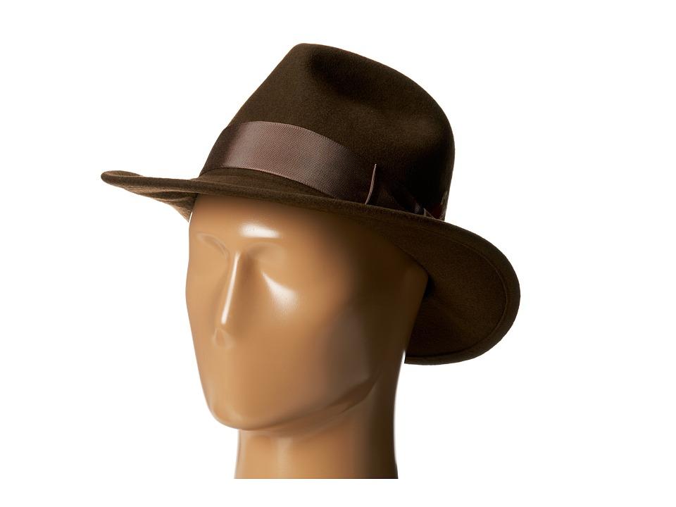 Goorin Brothers Brady Macdormott Brown Caps