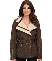 Sam Edelman - Rylie Quilted Jacket w/ Sherpa Inner