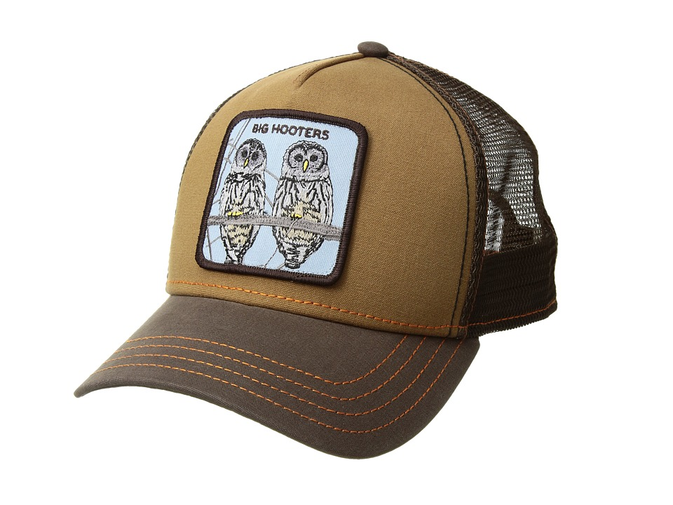 Goorin Brothers - Animal Farm Hooters (Brown) Caps