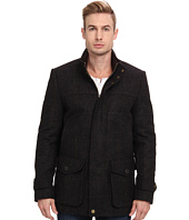Vince Camuto - Wool Stand Collar Carcoat Jacket