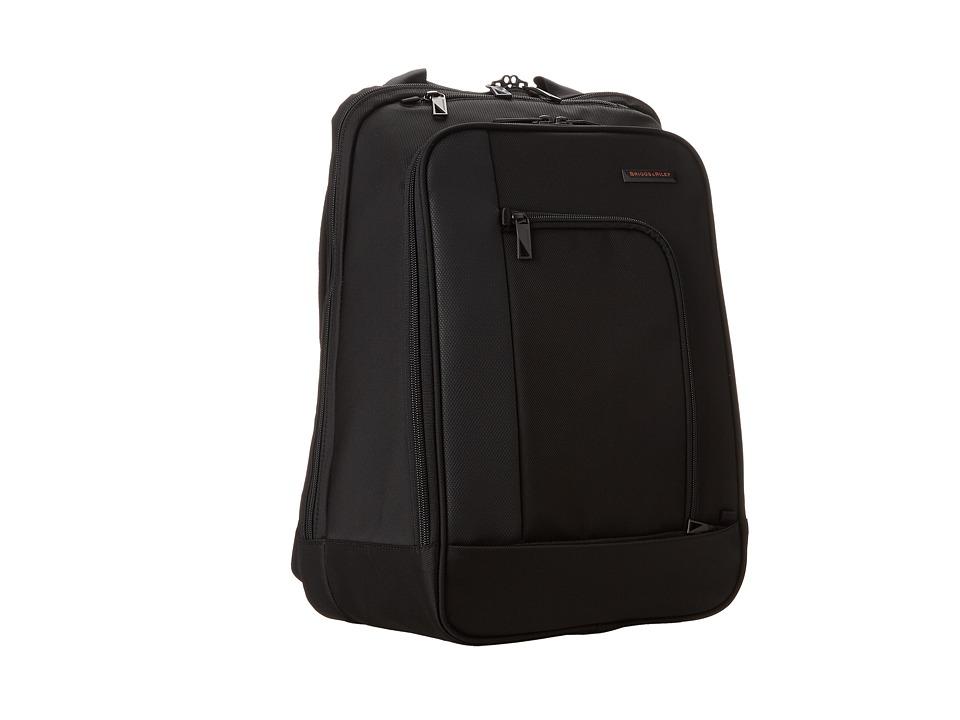 Briggs & Riley - Verb Activate Backpack (Black) Backpack Bags