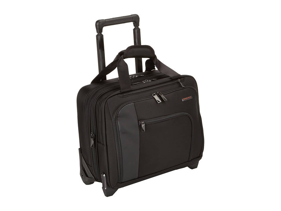 Briggs & Riley - Verb Propel Expandable Rolling Case (Black) Pullman Luggage