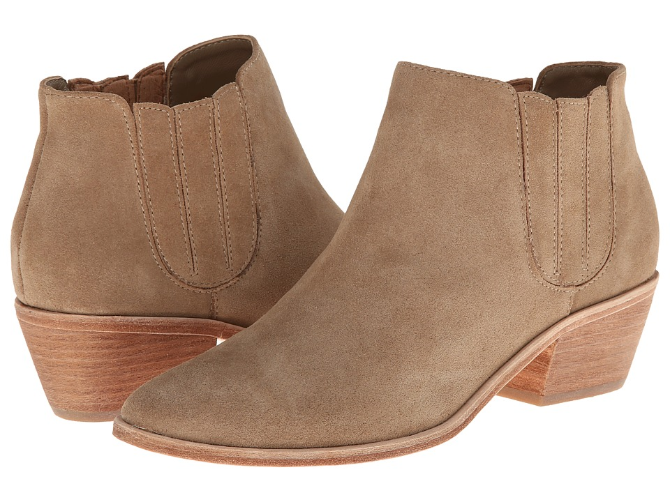 Joie Barlow (Cement Suede) Women's Pull-on Boots