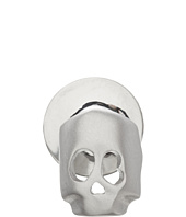 würkin stiffs - Stainless Steel Lapel Pin- Skull