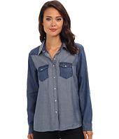 C&C California - Two-Tone Chambray Shirt
