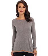 C&C California - L/S Side Slit Sweater