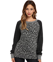 C&C California - Animal Printed Sweatshirt