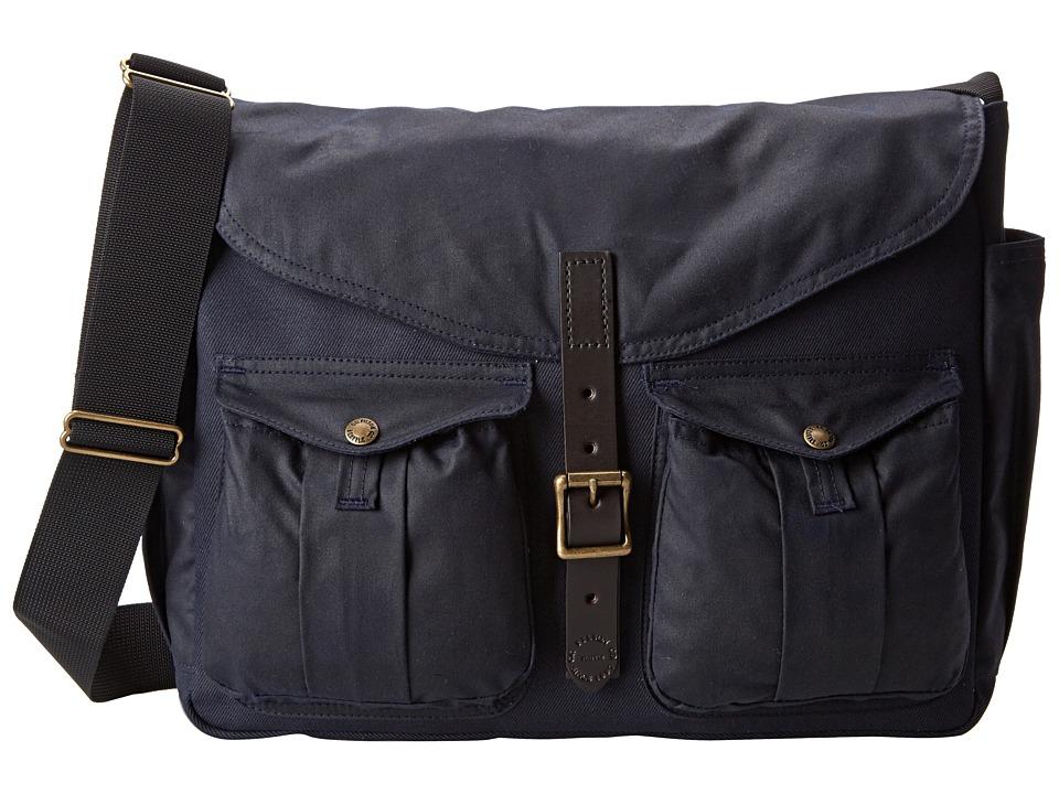 Filson - Game Bag Messenger-Heritage (Navy/Orange) Bags