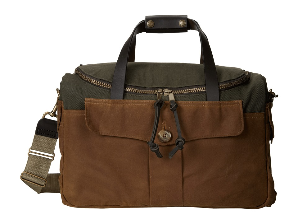 Filson Orig Sportsman Camera Bag Otter Green/Tan Bags