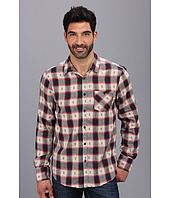 Sovereign Code - Large Plaid L/S Woven