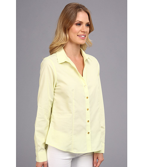 Jones New York Non Iron Easy Care Fitted Shirt