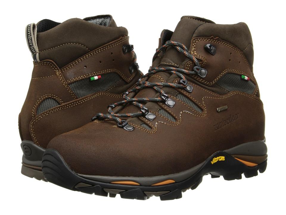 Zamberlan Gear GTX Dark Brown Mens Shoes