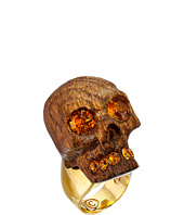 Alexander McQueen - Owl Skull Ring