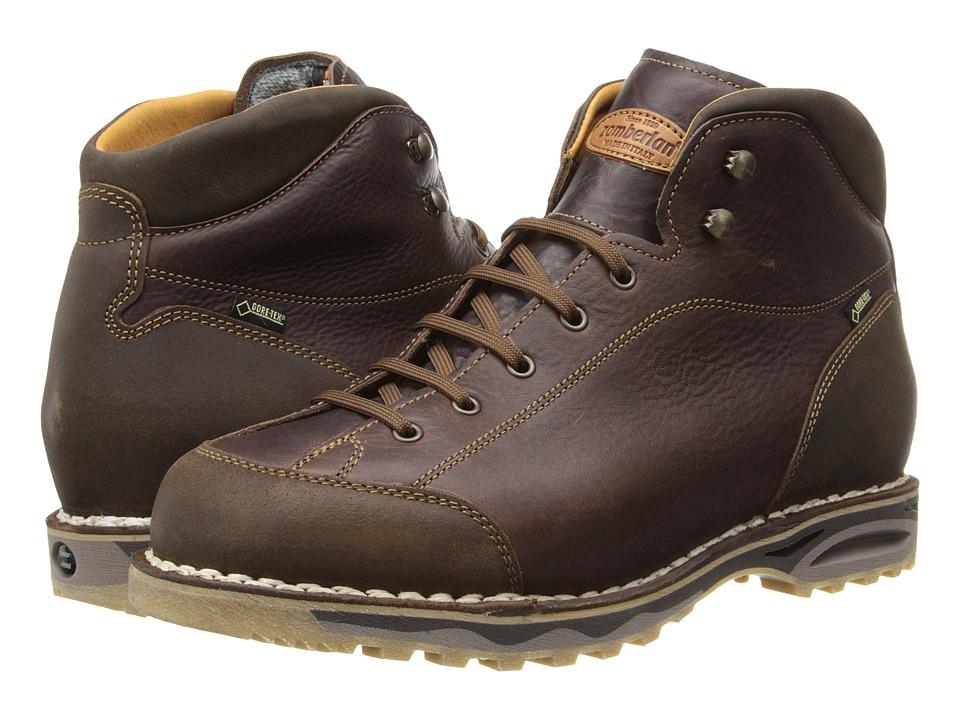 Zamberlan - Solda NW GTX (Chestnut) Mens Shoes
